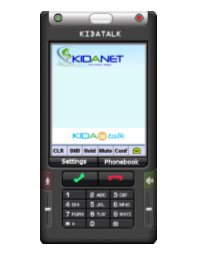 KIDAtalk Soft Phone